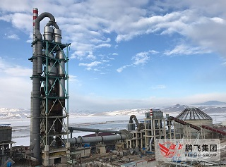 1500t / d cement production line