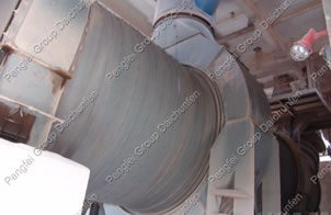 Quartz Sand Ball Mill (Coal Water Slurry Wet Mill and Calcium Carbonate Mill)