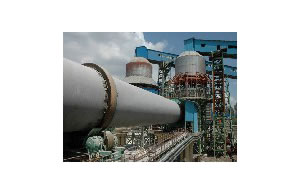 Lateritic Nickel Rotary Kiln